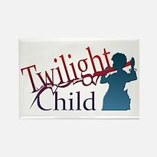 TWILIGHT CHILD Rectangle Magnet