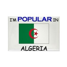 I'm Popular In ALGERIA Rectangle Magnet