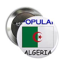 """I'm Popular In ALGERIA 2.25"""" Button"""