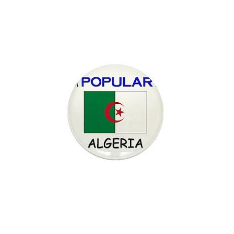 I'm Popular In ALGERIA Mini Button (10 pack)