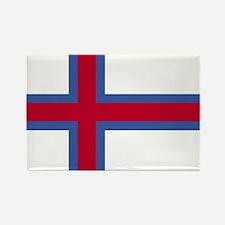 Faroe Islands Rectangle Magnet