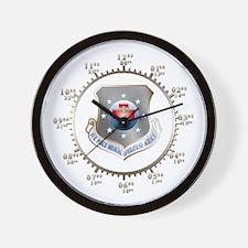 USAF Medical Operations Wall Clock
