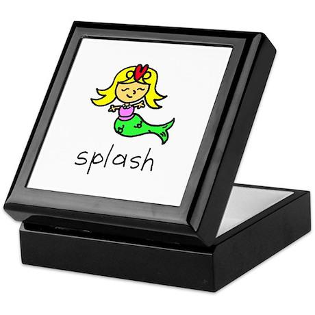 Splash Keepsake Box