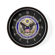 U.S. State Dept. Wall Clock