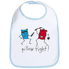 Pillow Fight Bib