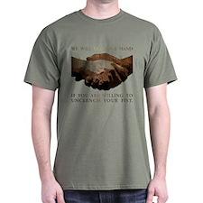 Extend a Hand T-Shirt
