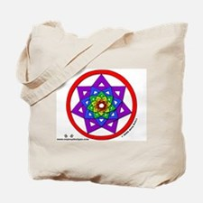 Heptagrams - Tote Bag