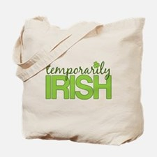 Cute Cptemplate funny st patricks day Tote Bag