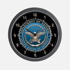 Defense Department Wall Clock