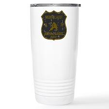Medical Asst Ninja League Travel Mug