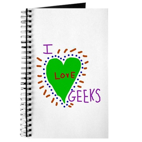I Love Geeks Journal