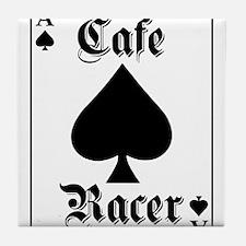 Ace of Spades Tile Coaster