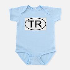 Turkey - TR - Oval Infant Creeper