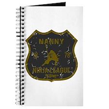 Nanny Ninja League Journal