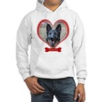I Only Have Eyes for You Hooded Sweatshirt