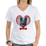 I Only Have Eyes for You Women's V-Neck T-Shirt