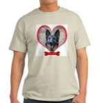 I Only Have Eyes for You Light T-Shirt