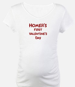 Homers First Valentines Day Shirt