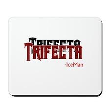 """Trifecta"" Mousepad"