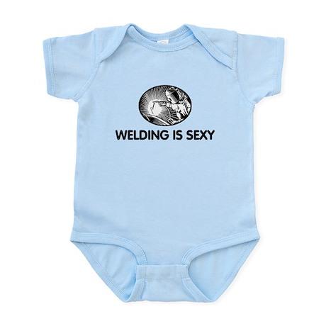 Welding is Sexy Infant Bodysuit