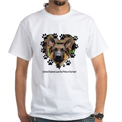 German Shepherds Leave Pawpri Shirt
