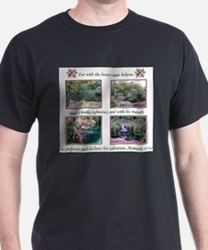 """""""With the Heart"""" T-Shirt"""