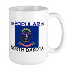 I'm Popular In NORTH DAKOTA Mug