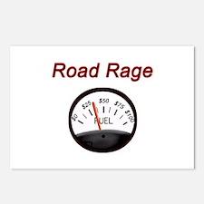 Road Rage Postcards (Package of 8)