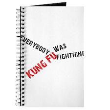 Cute Kung fu Journal
