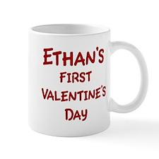 Ethans First Valentines Day Mug