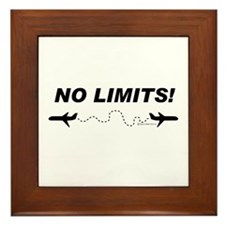 No Limits! Framed Tile