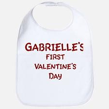 Gabrielles First Valentines D Bib