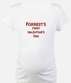 Forrests First Valentines Day Shirt