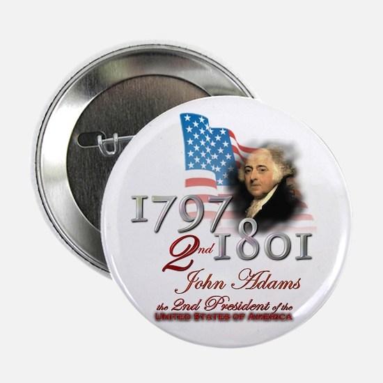 "2nd President - 2.25"" Button"