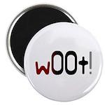 w00t! (woot) Gamer Magnet