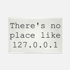 There's no place like 127.0.0.1 (home) Geek Rectan