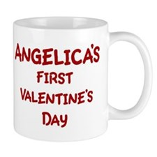 Angelicas First Valentines Da Mug