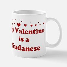 Sudanese Valentine Mug