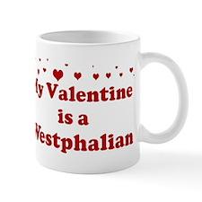 Westphalian Valentine Mug