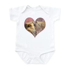 Helaine's Lion Lovers Infant Bodysuit