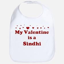Sindhi Valentine Bib