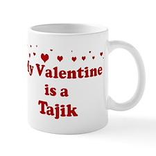Tajik Valentine Mug