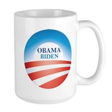 Re-Elect Barack Obama 2012 Mug