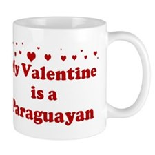 Paraguayan Valentine Mug
