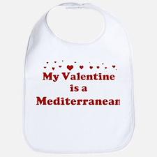 Mediterranean Valentine Bib