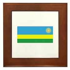 rwanda Framed Tile