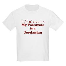 Jordanian Valentine T-Shirt