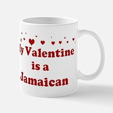 Jamaican Valentine Mug