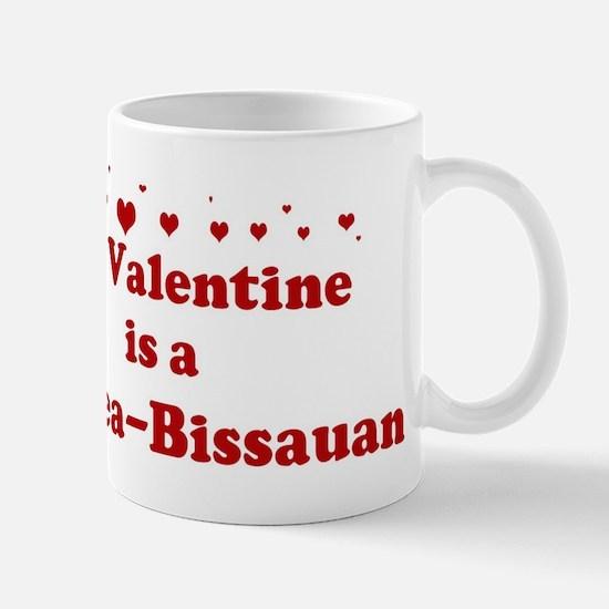 Guinea-Bissauan Valentine Mug