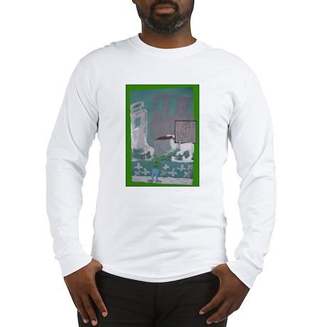 Isaias Gomez Long Sleeve T-Shirt